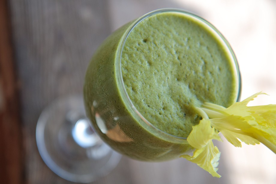 Spring Refresher Green Smoothie