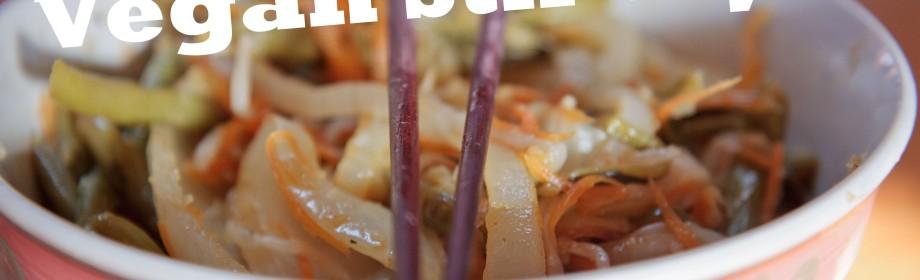 Sweet n' Sour VeganStir-fry
